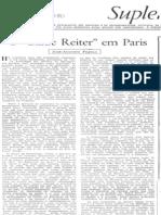 """O """"Blaue Reiter"""" em Paris"""