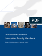 Corporate Information Security Handbook