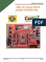 Huong Dan Su Dung Board OPENCMX-STM3210D