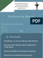 Síndrome de Werner