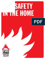 Fire Safety in the Home - Version 2