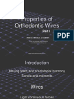 Orthodontic Wires -Properties / orthodontic courses by Indian dental academy