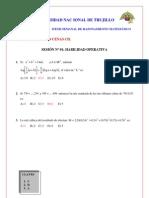 Razonamiento matematico 2009 - II