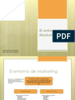 Semana 5 - El Entorno de Marketing