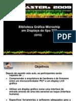 Biblioteca Gráfica Microchip em Displays do tipo TFT (QVG)