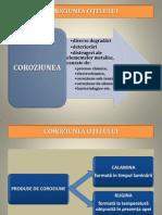 CAP. 3-COROZIUNEA O+óELULUI