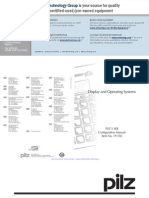 Pilz Pxt 5 Ser Manual
