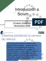 Spanish Re Distributable Intro to Scrum