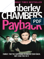 Payback, by Kimberley Chambers - extract
