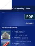 2_30 PM Jeff Pribor - Crude, Product & Speciality Tankers