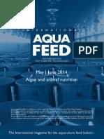 Algae and animal nutrition