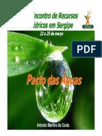 Pacto Das Aguas