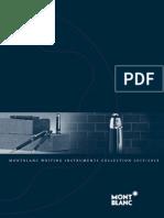 Montblanc Catalog 2013-2014