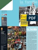 Programme Semainedu Cinéma Ethnographique 2012