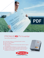 Db Fronius Ig
