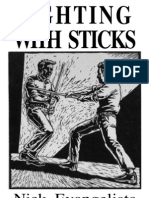 Fighting With Sticks-Nick Evangelista
