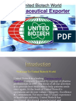 United Biotech World