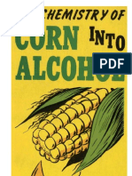 The Chemistry of Corn Into Alcohol