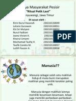 Budaya Masyarakat Pesisir PPT