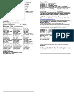 Locust Grove Bulletin for Nov 15, 2009