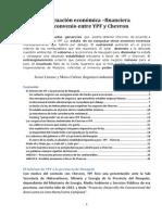La Ecuación Económica Financiera YPF Chevrón