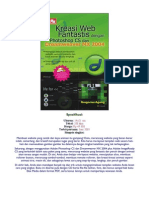 Kreasi Web Fantastis dengan Photoshop CS