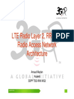 3GPP LTE Radio Layer 2