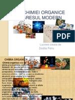 Rolul Chimiei Organice in Progresul Modern