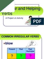 Verbs Irregular