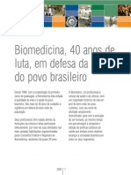 Cartilha Livro Biomedicina 2008