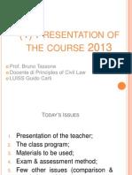 Civil Law Presentation