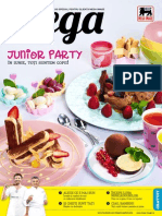 14. Mega Image 22.05 – 17.06.2014 Junior Party