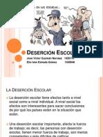 Deserción Escolar.pptx