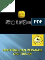 Relining Dan Rebasing Drg Bambang