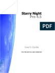 Starry Night Pro 4.5 Manual