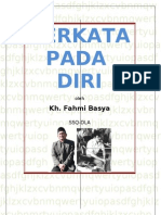 BERKATA+PADA+DIRI++1-8