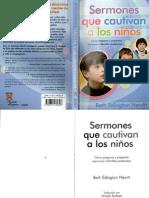 Beth Edington - Sermones Que Cautivan a Los Niños