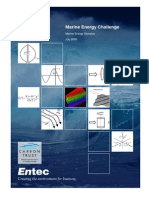 Marine Energy Glossary