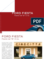 Nuova Ford Fiesta 1.0 Ecoboost