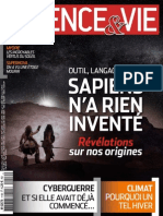 Science Et Vie N1159 Avril 2014