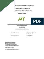 CHP3 2012.2013 Exam Paper