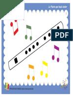 Fichas Flauta