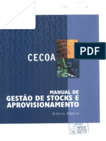 Manual de Gestao de Stocks e Aprovisionamento