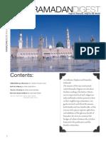 Ramadan Letters 1