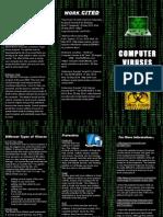 virus brochure