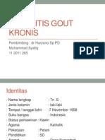 case gout
