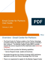 Email Center Partner Guide[1]