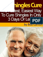 Fast Shingles Cure