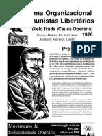 Plataforma de Organização dos Comunistas Libertários