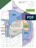 Proposed Gateway Zoning Map